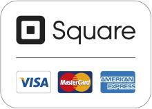 VISA,MasterCard,アメリカンエクスプレス等のクレジットカードでお支払可能