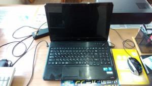 Lavie LS550/D(PC-LS550DS2KS) 動作が遅い