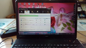 Lavie LS550/D(PC-LS550DS2KS) RegClean Proは詐欺ソフトです
