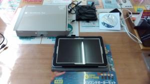 TOSHIBA Dynabook Tab S50 MODEL:WT10-A 初期化のご依頼
