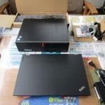 曽於市の法人様へ納品|LENOVO ThinkPad L570とLENOVO ThinkCentre M710s Smallの初期設定作業