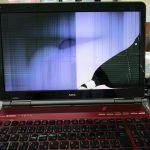 パソコン修理|曽於市末吉町|NEC LaVie LL750/E(PC-LL750ES6R)|液晶パネル交換修理
