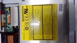 DVDスーパーマルチドライブ UJ-846-B