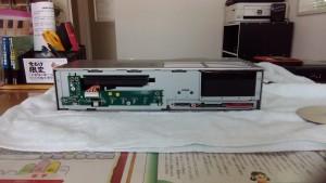 SHARP PC-AX100M分解