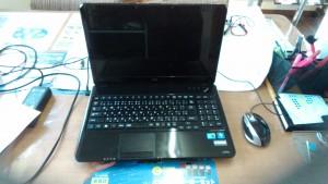 Lavie LS550/D(PC-LS550DS2KS) パソコンの動きが遅い、デスクトップ画面が表示されるまで時間がかかる