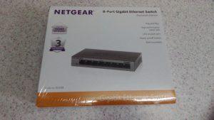 NETGEAR GS308-100JPS
