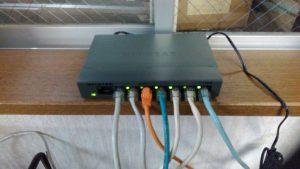 NETGEAR GS308-100JPS 8ポートギガビットHUB
