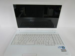 (中古PC) NEC LaVie LS150/C PC-LS150CS6W