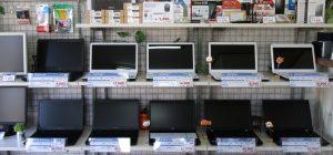 激安・格安の中古パソコンを店頭販売中