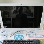 パソコン修理|都城市山田町|TOSHIBA dynabook Qosmio D711/T5CWT|誤って完全消去してしまいWindowsが起動しなくなった