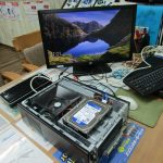 パソコン修理|都城市蓑原町|DELL Inspiron 3647|Windowsの起動に時間がかかりログイン画面でフリーズ