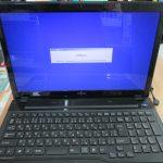パソコン修理|都城市山田町|FUJITSU LIFEBOOK AH45/H|電源を入れるとトラブル解決ナビが表示されWindowsが起動しない