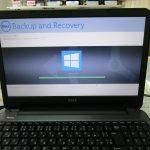 パソコン修理|宮崎県内|DELL LATITUDE 3540|WindowsUpdateに失敗し不具合多発、システム復元でも復旧せず工場出荷時状態に戻す