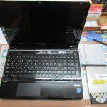 パソコン修理|北諸県郡三股町|NEC LaVie LS150/M(PC-LS150MSB)|DVDドライブの開閉ボタン不良による交換修理