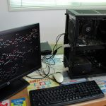 パソコン修理|都城市庄内町|Diginnos GALLERIA XT|グラフィックボード不良による交換修理(GEFORCE GTX 1060 6G GDR5 DUAL)