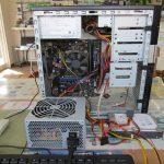 パソコン修理|都城市蓑原町|mouse computer EGPI524DR10P2|使用中に電源がプチッという音がして以降、電源が入らなくなった